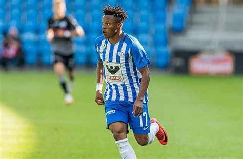 Emmanuel Oti Essigba reveals how he dealt with 4 months of no football