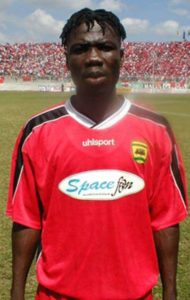 Former Kotoko player Joseph Hendricks lands coaching job