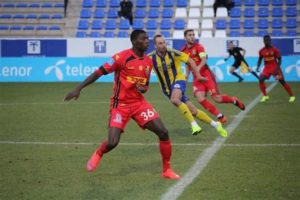 Youngster Maxwell Woledzi makes debut for FC Nordsjaelland