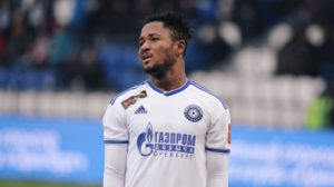 Joel Fameyeh features for Orenburg in defeat to CSKA Moscow after recovering from Coronavirus