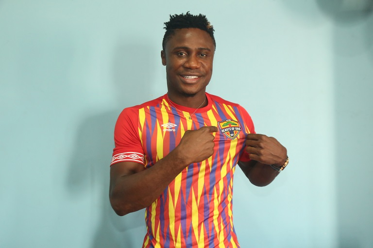 I want to win trophies with Hearts of Oak - Nuru Sulley