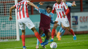 FEATURE: Meet the Young Irons: Keenan Appiah-Forson