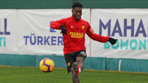RCD Mallorca defender Lumor Agbenyenu sustain another injury