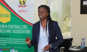 Doreen Nabwire steering Kenya's global success drive