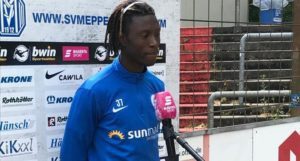 Ghanaian international Aaron Opoku returns to Hamburger SV after successful loan spell