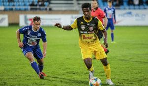 EXCLUSIVE: Ghanaian winger Paul Mensah on the radar of Paul Austrian side Sturm Graz