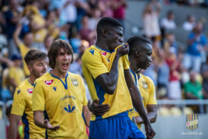 FC DAC forward Zuberu Sharani named in Slovakia top-flight 'Team of the Week'