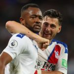 Roy Hodgson in search of Jordan Ayew's suitable partner