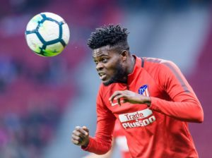 Arsenal ready to raise fund to sign Thomas Partey this summer