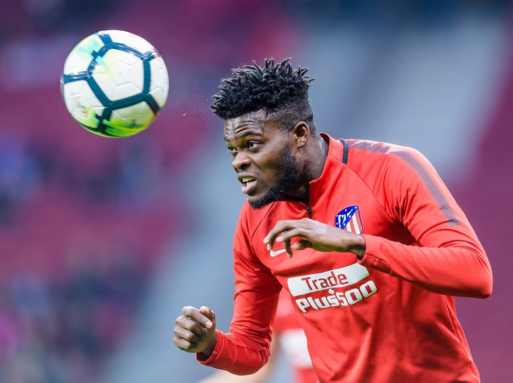 Atletico Madrid remain firm on Partey release clause