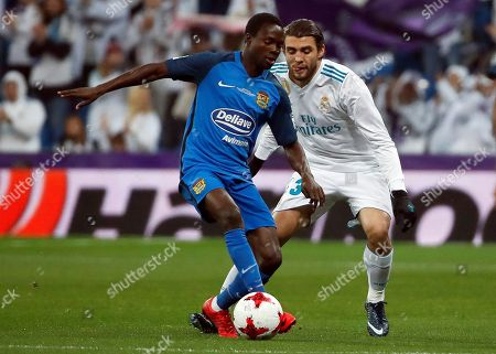 I gave Kovacic and Theo Hernandez a tough time- AshGold winger Yaw Annor