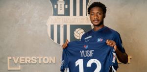 OFFICIAL: Abdul Razak Yusif joins Paide Linnameeskond