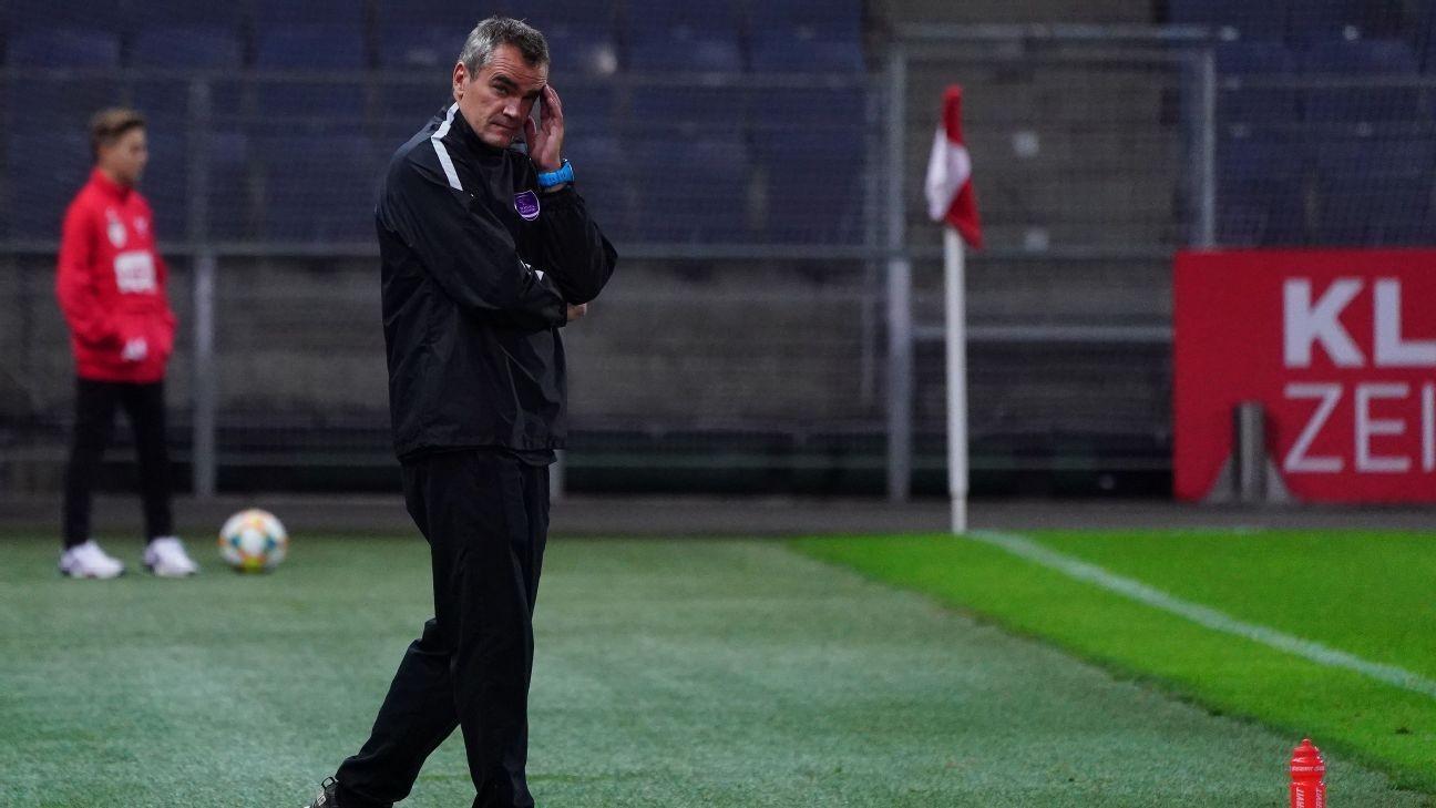 Austrian team deny foul play in 9-0 loss