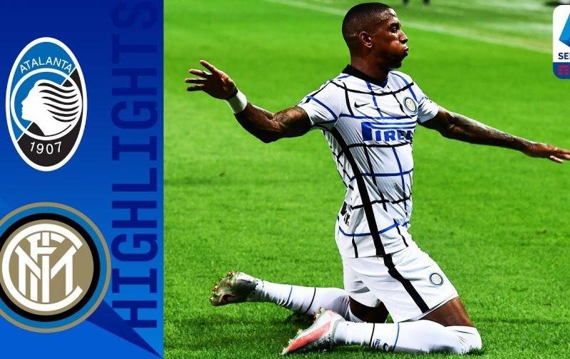 Atalanta 0-2 Inter: Goals and Highlights | Stunning strikes