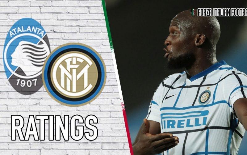 Inter Player Ratings: Lukaku bullies Atalanta defence