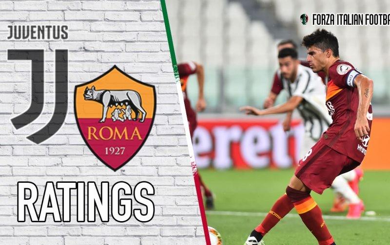 Roma player ratings: Perotti adds polish