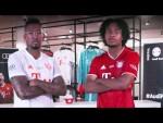 Jérôme Boateng vs. Joshua Zirkzee | FC Bayern Audi Summer Tour Quiz