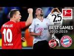 Best Comebacks in Football | 1.FC Köln vs. FC Bayern München 3-2