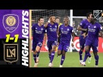 Orlando City SC 1(6) -1 (5) LAFC | 90th Minute Equalizer & Insane Penalty Shootout! | MLS Highlights