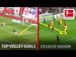 Top 10 Best Volley Goals Of 2019/20