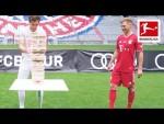 FC Bayern München • Agility Challenge • Kimmich vs. Goretzka