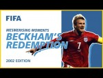 Beckham's Argentina Redemption | Korea/Japan 2002 | Mesmerising Moments