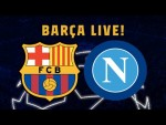🔥THE CHAMPIONS LEAGUE IS BACK!🔥 | BARÇA LIVE: Match Center #BarçaNapoli
