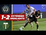 Watch MLS in 15 from Philadelphia Union vs. Portland Timbers | August 5, 2020