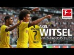 Axel Witsel  - All Goals and Assists 2019/20