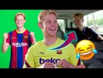 Frenkie De Jong... FUNNY MOMENTS *2020* 🤣