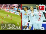 Top 10 Goals RB Leipzig 2019/20 - Werner, Nkunku & Co.