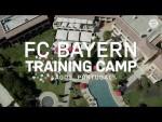 Hinter den Kulissen des Champions League Trainingslagers des FC Bayern