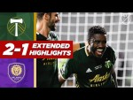 Portland Timbers 2-1 Orlando City | TOURNAMENT FINAL Win for Portland! | MLS HIGHLIGHTS