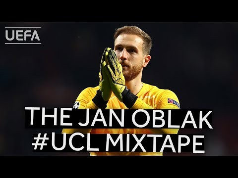 THE JAN OBLAK MIXTAPE