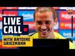 """GRIEZMANN: """"Every team has the potential to win a single match"""" 📞"""