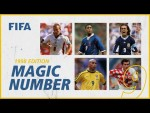 Batistuta, Ronaldo, Suker & more! | No9s at France 1998 | Magic Number