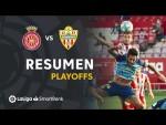 Resumen de Girona FC vs UD Almería (1-0)