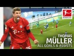 Thomas Müller - All Goals and Assists 2019/20