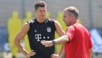 Robert Lewandowski Voted German Footballer of the Year & Hansi Flick Named as Best Coach