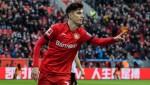 Bayer Leverkusen Boss Not Expecting Kai Havertz to Return After International Break