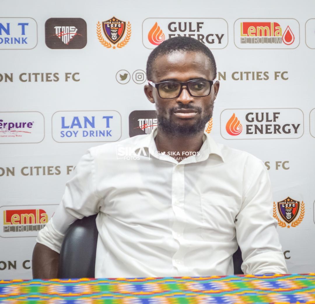 I have not been paid since March - Techiman XI Wonders coach Ignatius Osei-Fosu