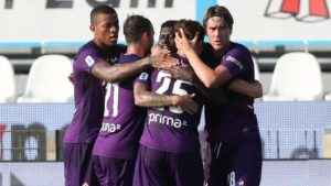 VIDEO: Alfred Duncan scores maiden goal for Fiorentina against SPAL