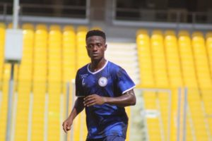 Legon Cities FC sign Ali Foster Braimah