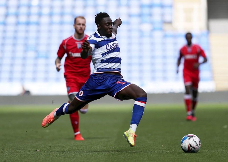 Reading FC defender Andy Yiadom suffers injury