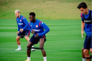 VIDEO: Hard work is key ahead of next season - Reading FC defender Andy Yiadom
