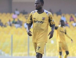 JUST IN: Appiah Maccarthy signs contract extension with Ashgold