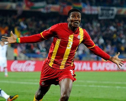 I'm still the General captain for the Black Stars – Asamoah Gyan