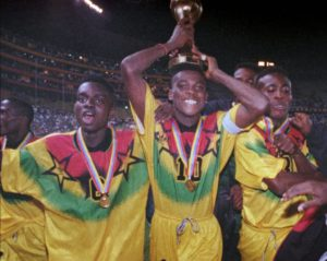 Ghana won FIFA youth tournament with over aged players - Frimpong Manso