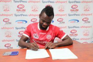 Tanzanian champions Simba SC sign Ghanaian midfielder Bernard Morrison