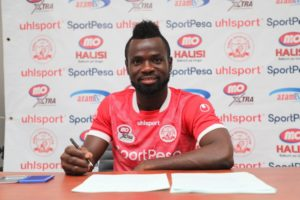 PHOTOS: Ghanaian midfielder Bernard Morrison joins Tanzanian champions Simba SC
